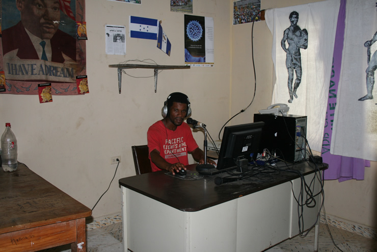 Radiostation